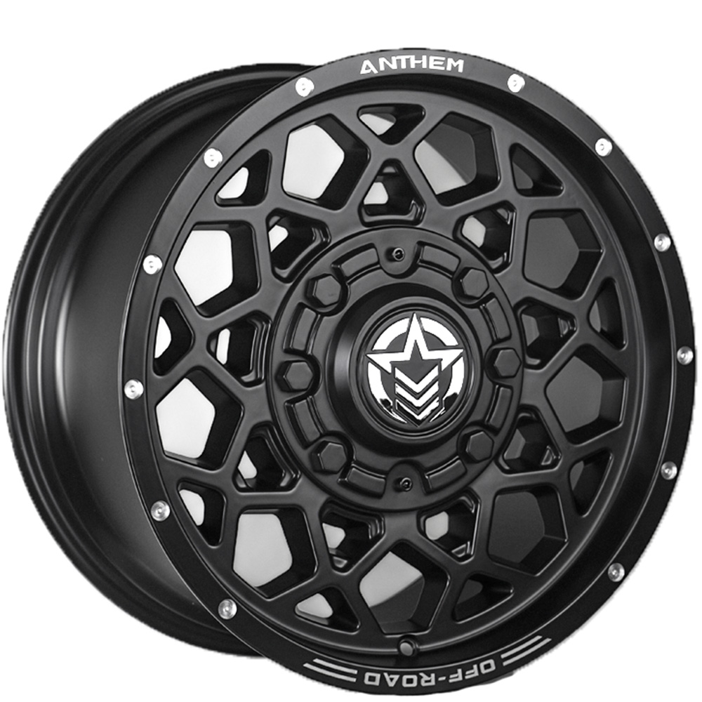 Anthem Off-Road Avenger 17x9 0