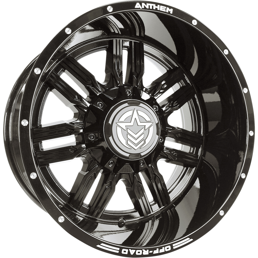 Anthem Off-Road Equalizer Gloss Black 20x12 -44mm