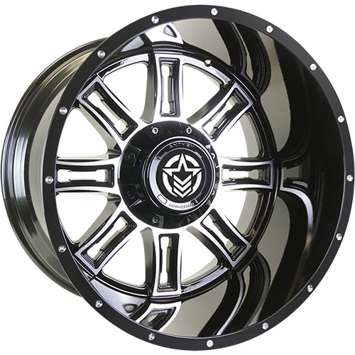 Anthem Off-Road Instigator Wheels