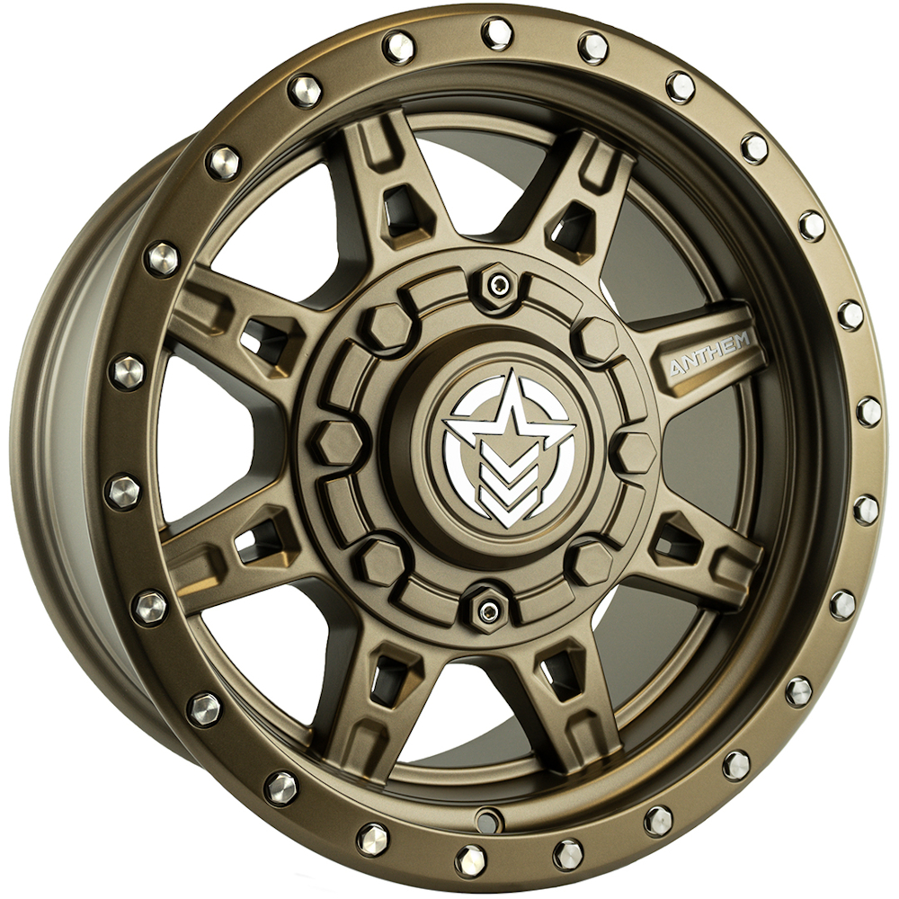 Anthem Off-Road Rogue 17x9 -12