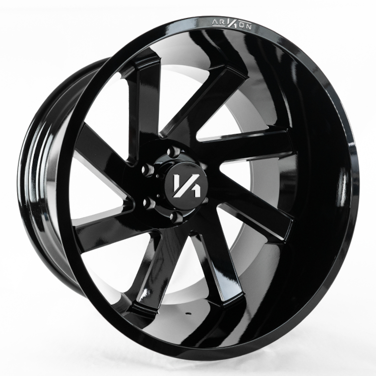 Arkon Offroad Lincoln Blackmilled 22x14