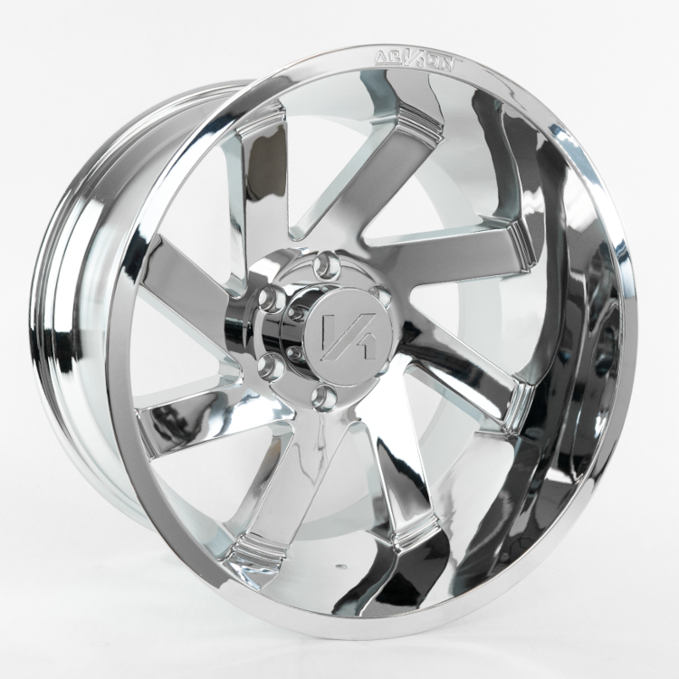 ARKON OFF-ROAD Lincoln Chrome 20x12 -51
