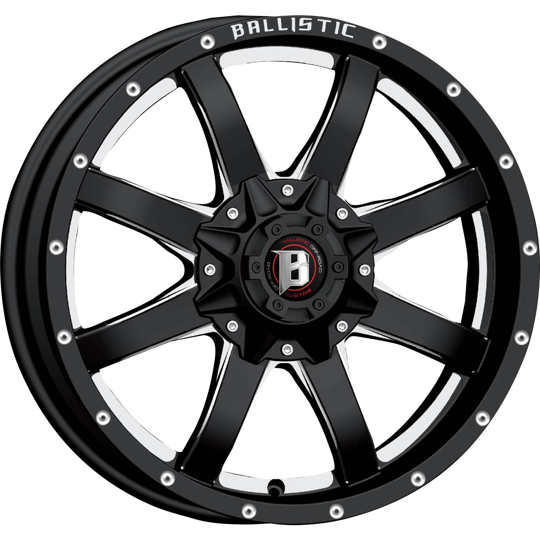 Ballistic Anvil 20x9 -12