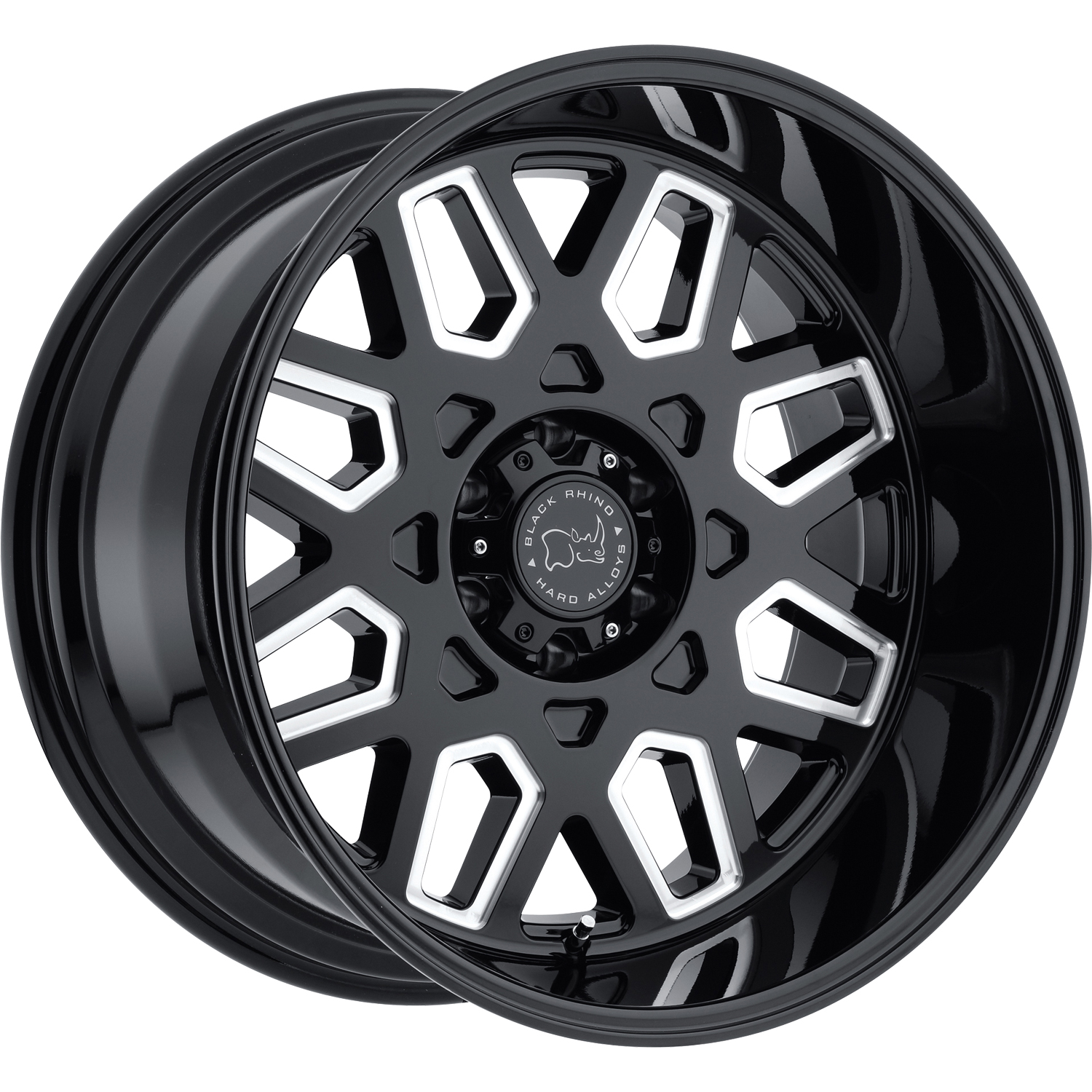 Black Rhino Predator 24x14 76 Custom Wheels