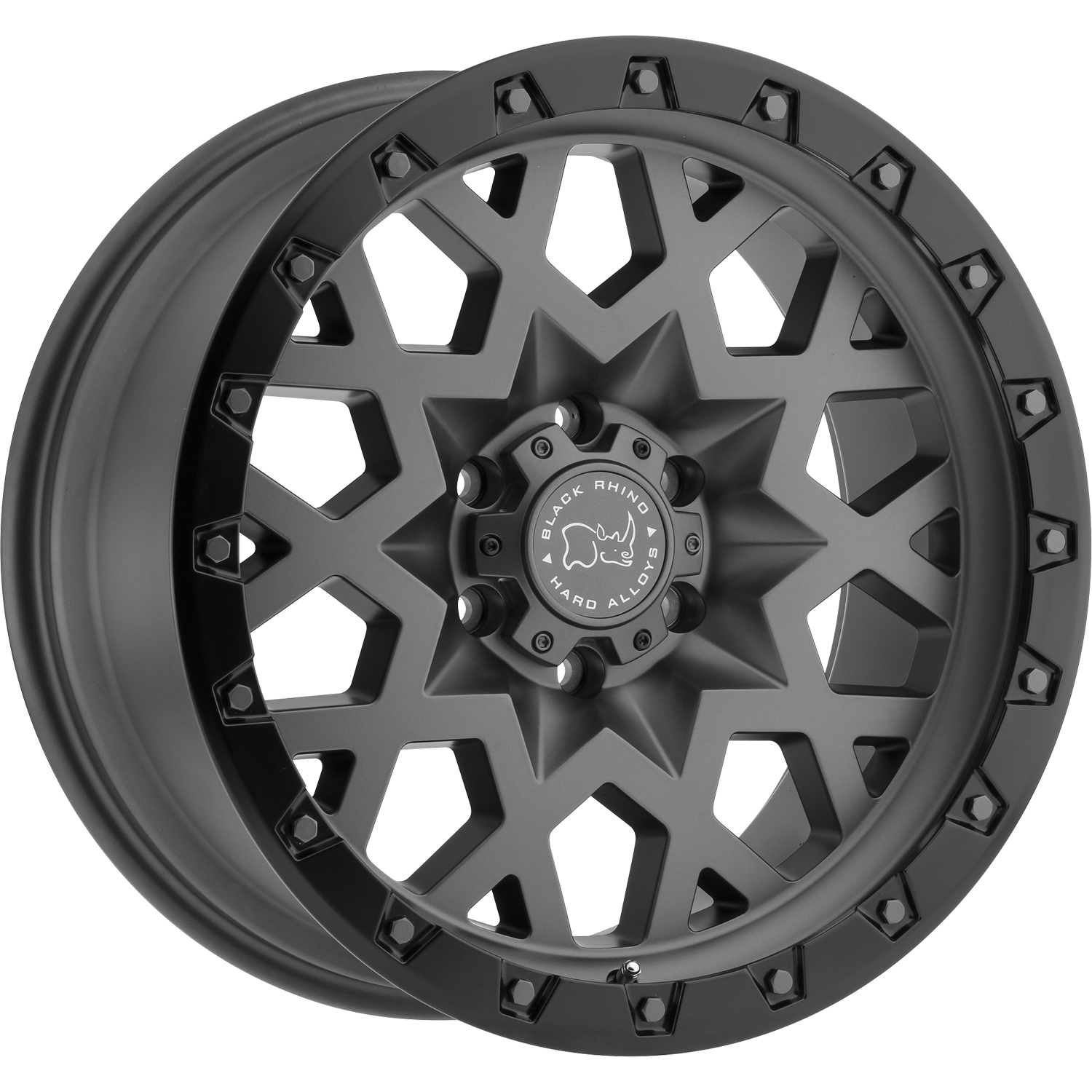 Black Rhino Sprocket 17x9.5 6