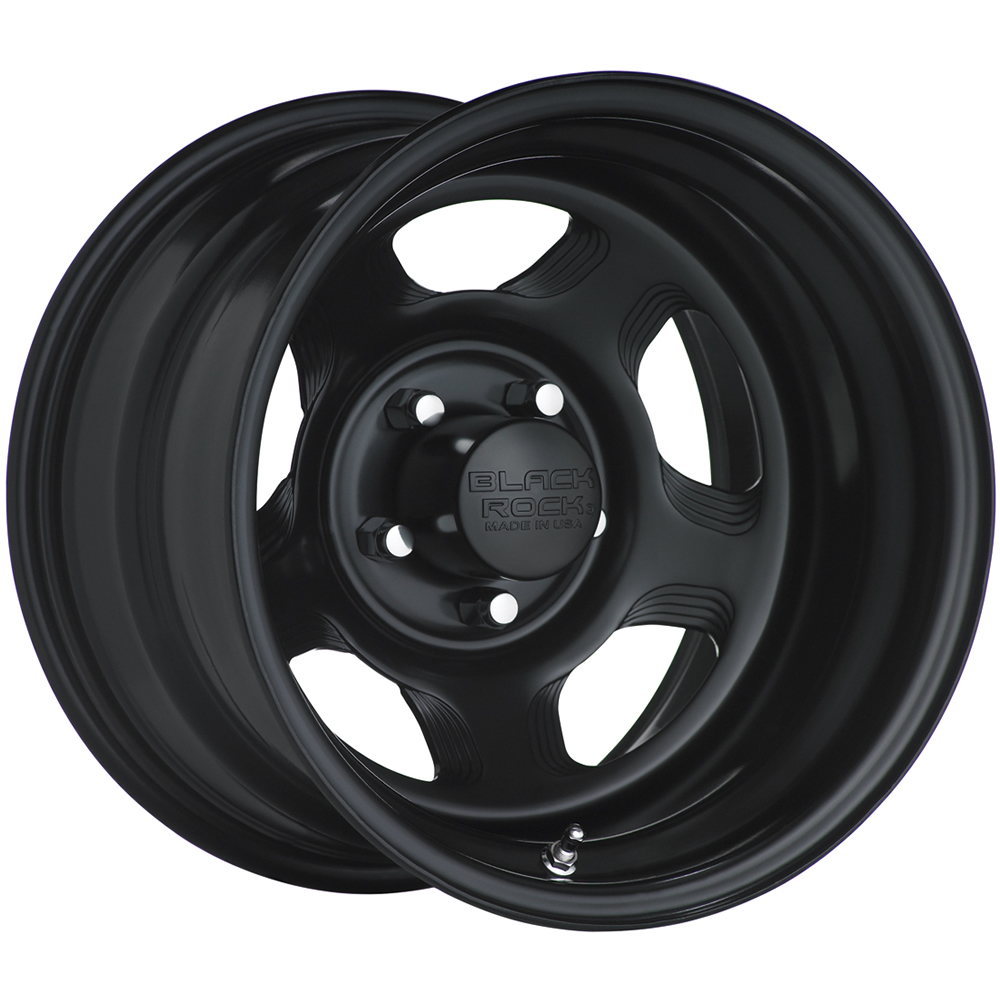 Black Rock Dune 15x8 13 Custom Wheels