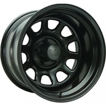 Black Rock D Widow 15x10 38 Custom Wheels