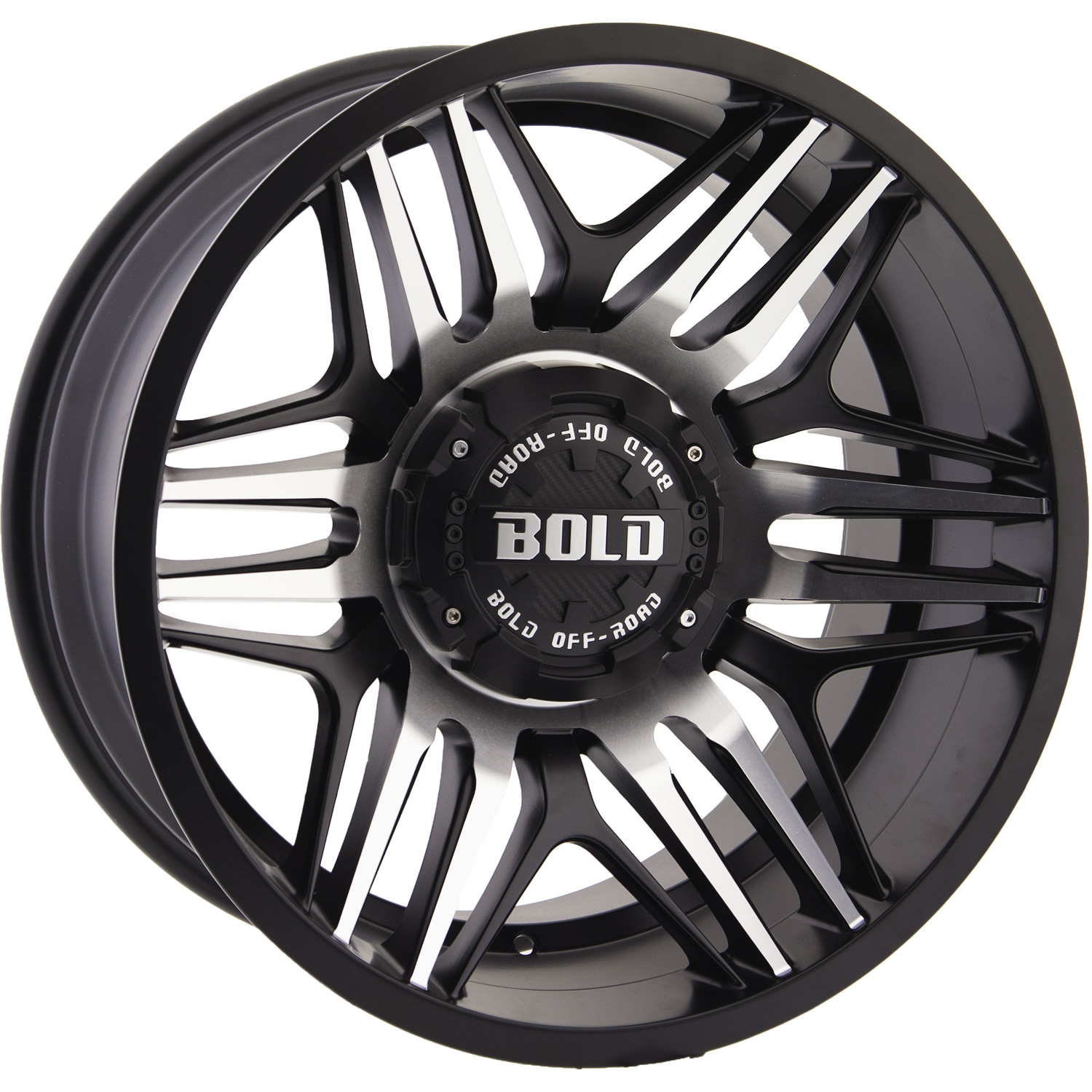 Bold Bd003 20x10 24 Custom Wheels