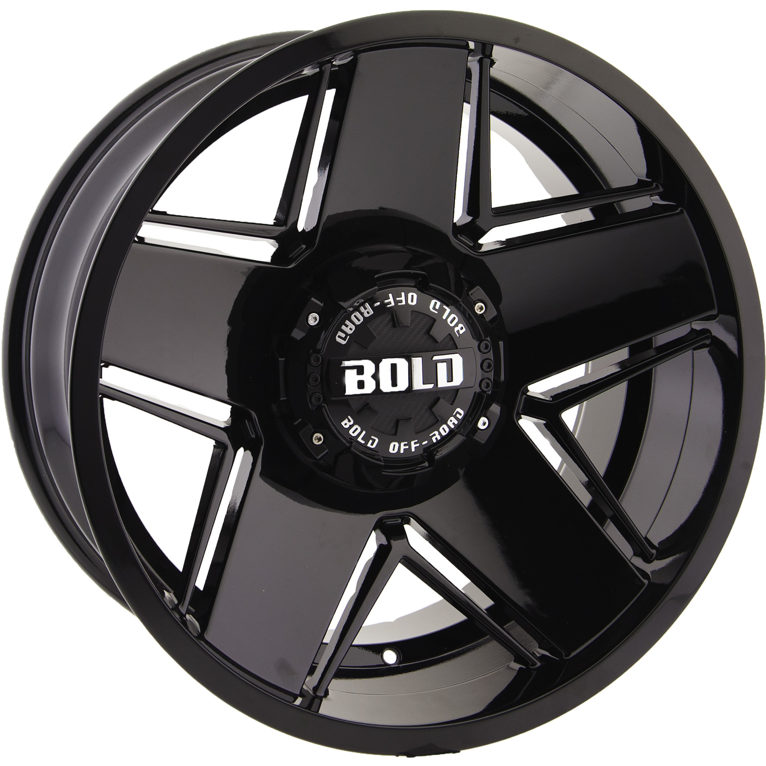 Bold Bd004 20x10 24 Custom Wheels