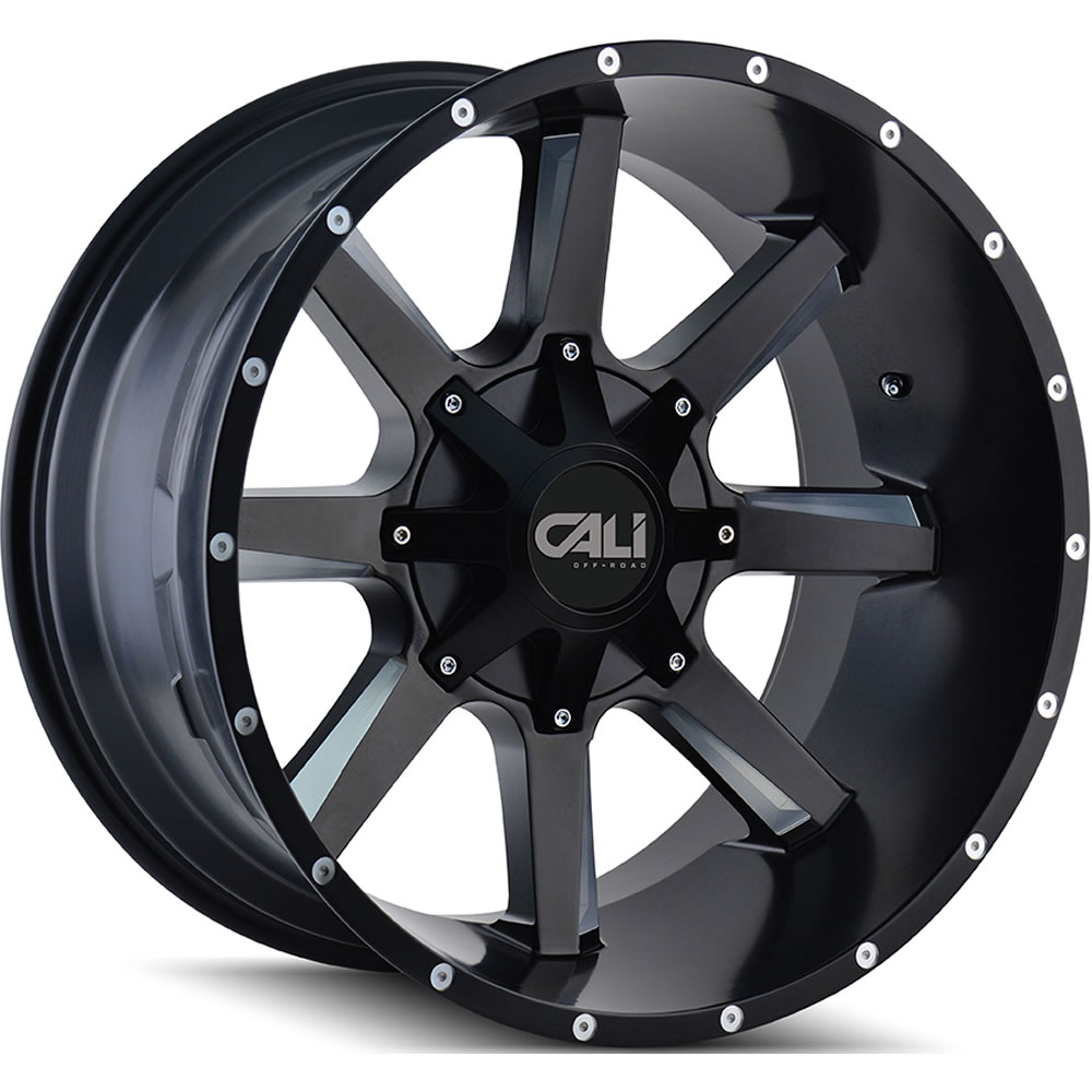 Cali Offroad Busted 20x9 0mm | 9100 2978M0