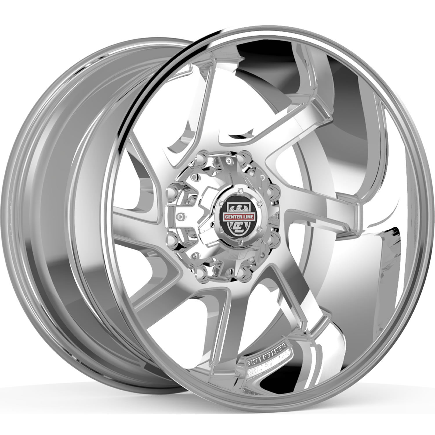 Centerline Eliminator 20x9 Pvd Chrome Wheels For Sale 838v Custom Offsets