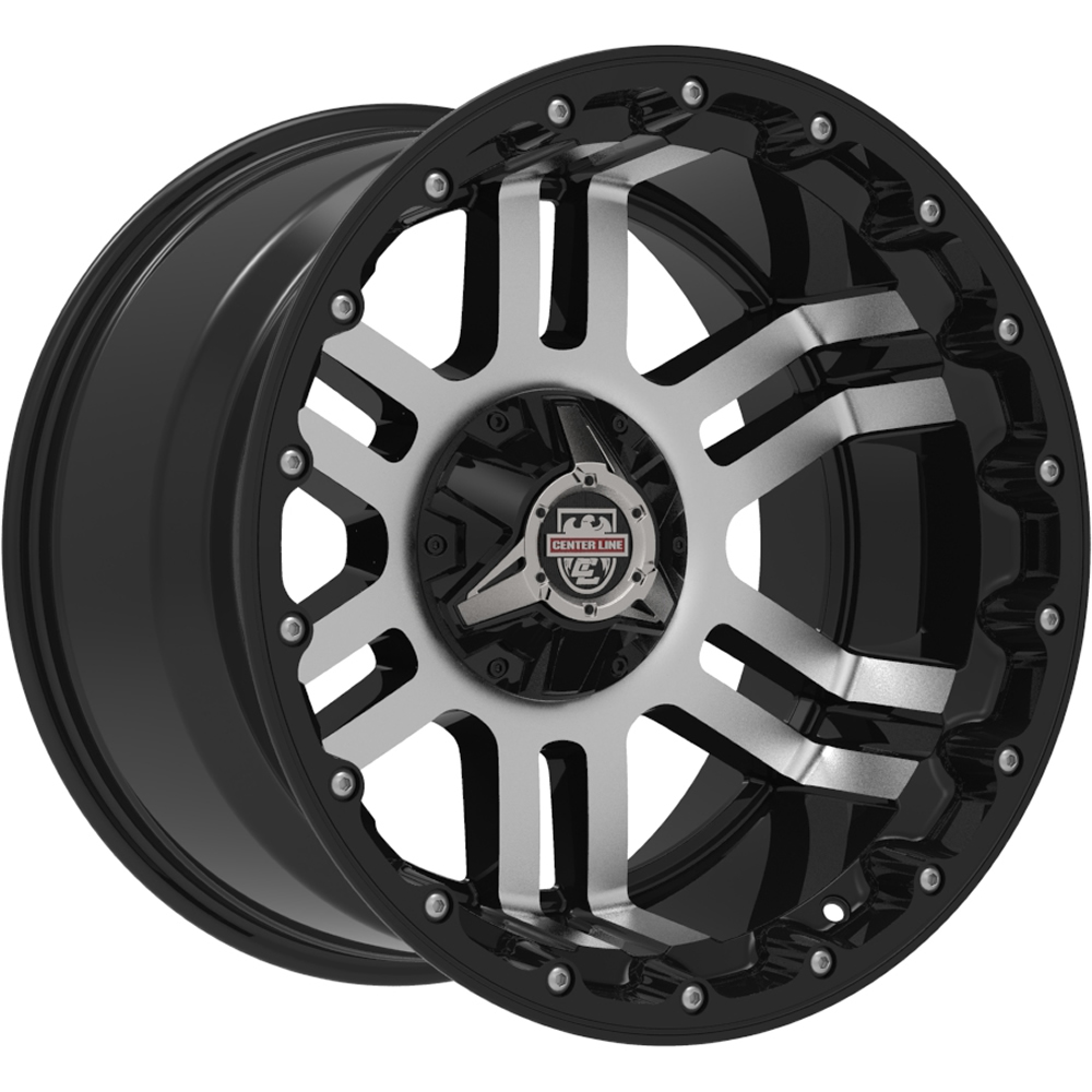 Centerline Lt1 20x12 44 Custom Wheels