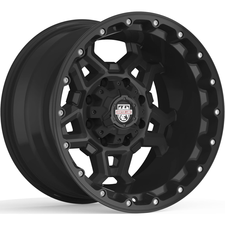 Centerline Zodiac 20x12 44 Custom Wheels