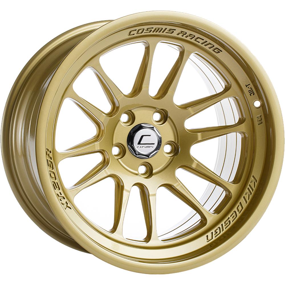 Cosmis Racing XT 206R 18x11 +8mm   XT206R 1811 8 5X114+3 G