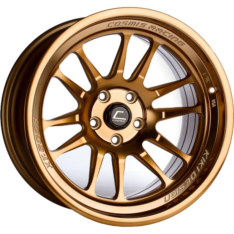 Cosmis Racing XT 206R 18x9 +33mm | XT206R 1890 33 5X100 HBR