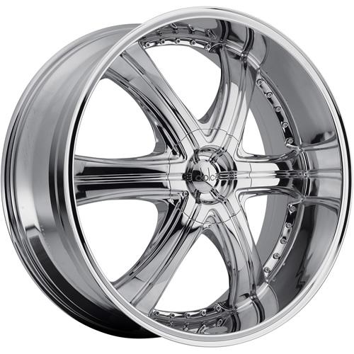30 Chrome Rims : Dolce dc custom wheels