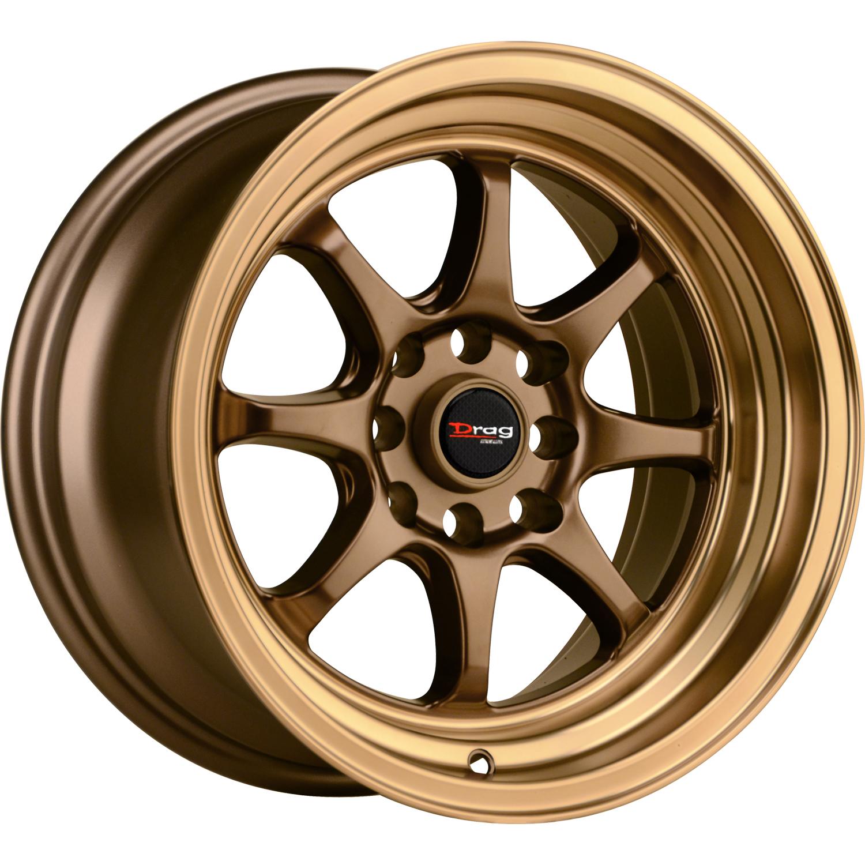 Drag Dr54 15x75 0 Custom Wheels