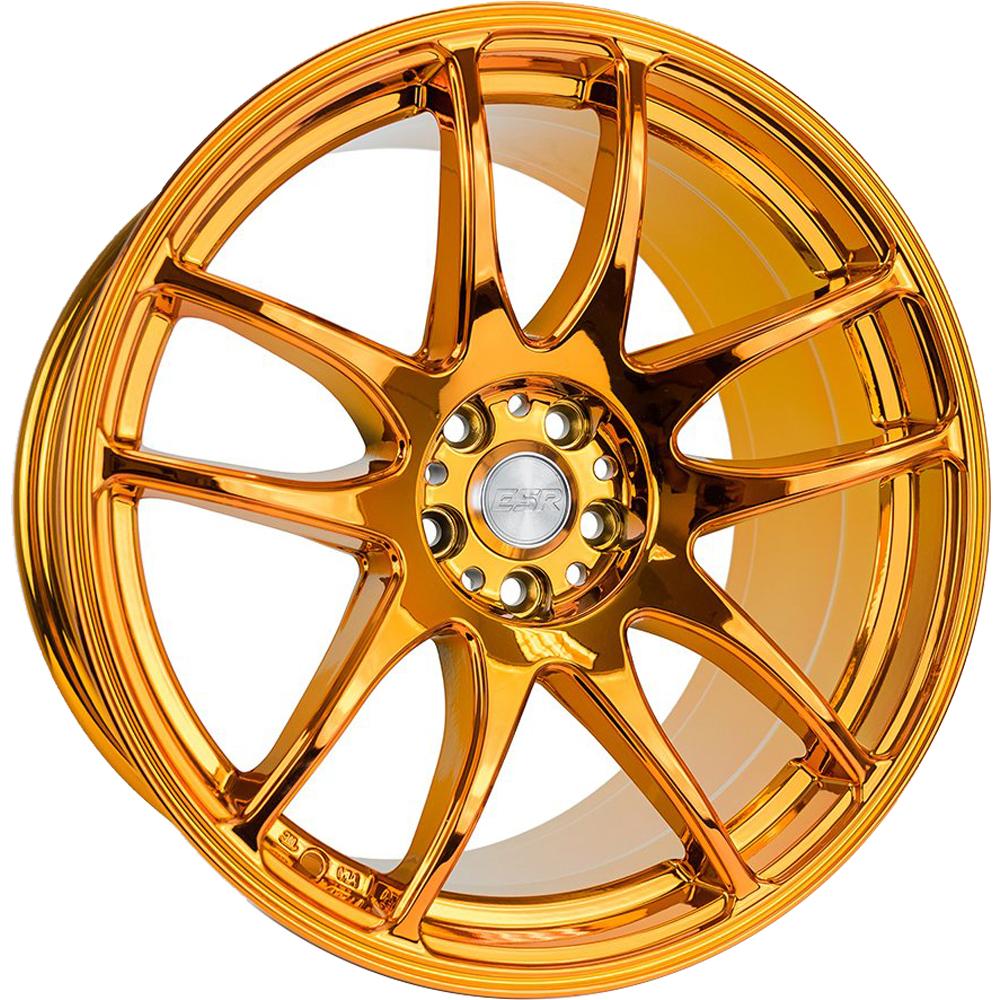 Esr Sr08 17x85 30 Custom Wheels