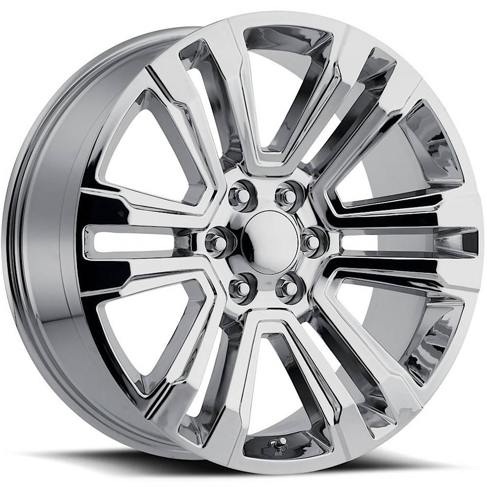 Factory Reproductions FR72Escalade Replica Wheels 22x9 24 - Product reviews
