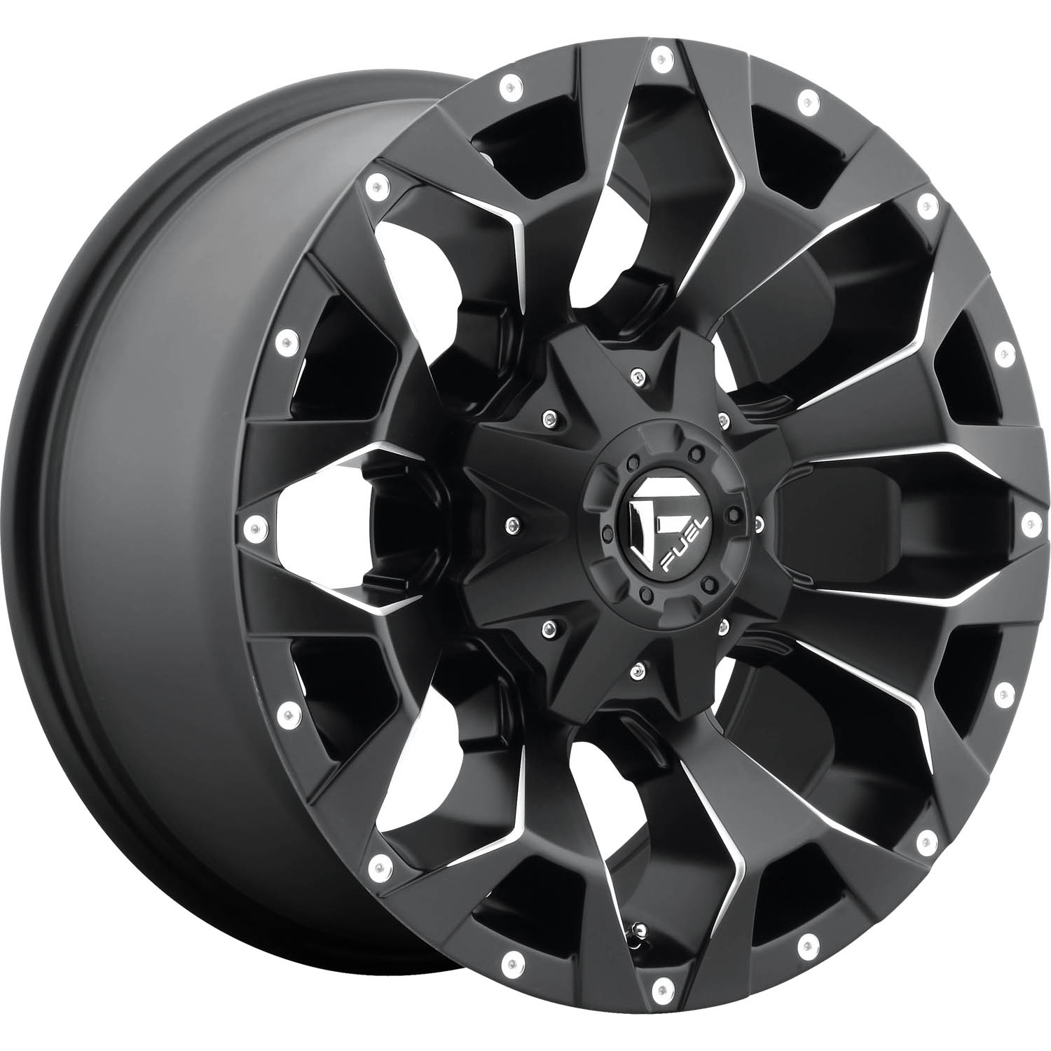 Fuel Assault 18x9 +20mm | D54618901757