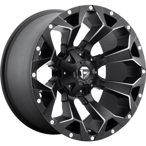 Fuel Assault 20x10  18mm | D54620001747