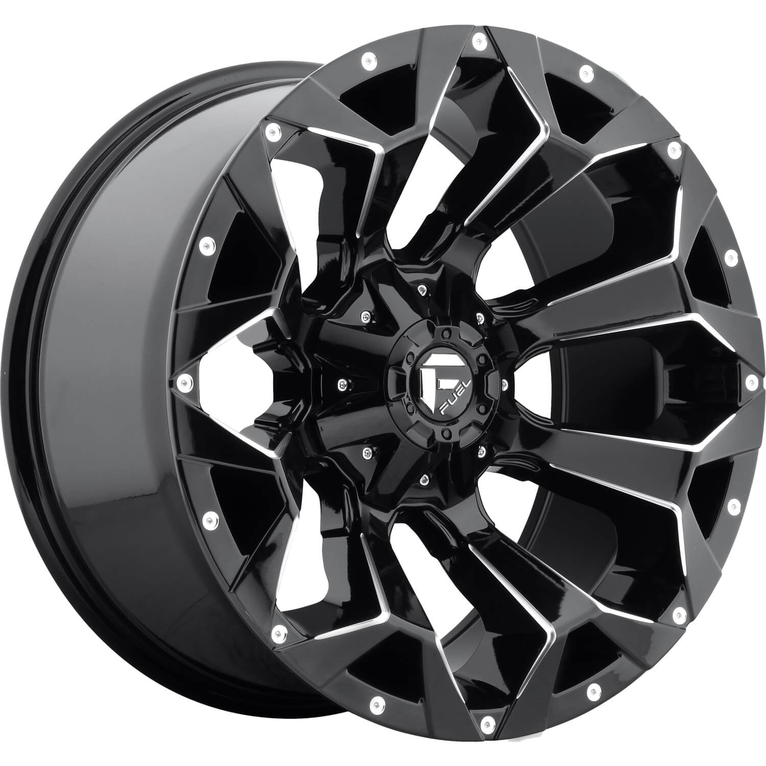 Fuel Assault 20x10  19mm | D57620009846