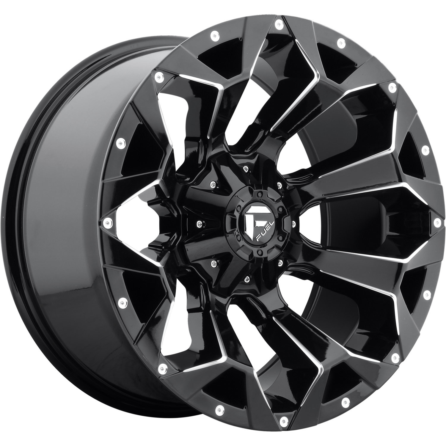 Fuel Assault 20x9 +20mm | D57620909857
