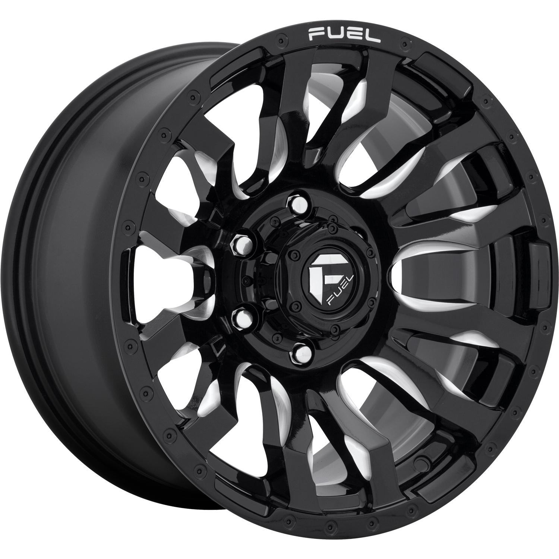 Fuel Blitz 20x12 -44