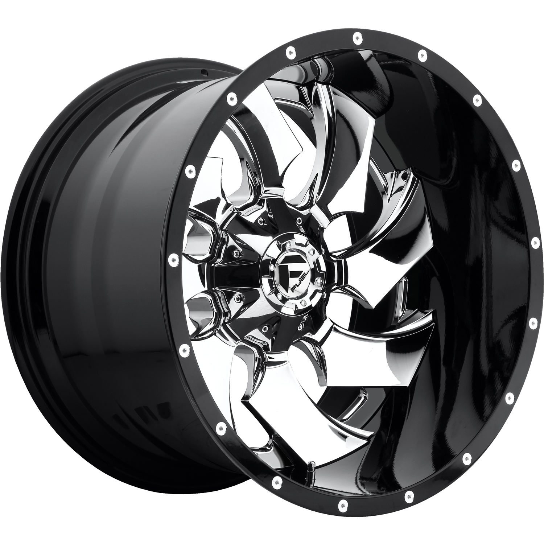 Cleaver 2001: Fuel Cleaver 24x16 99 Custom Wheels
