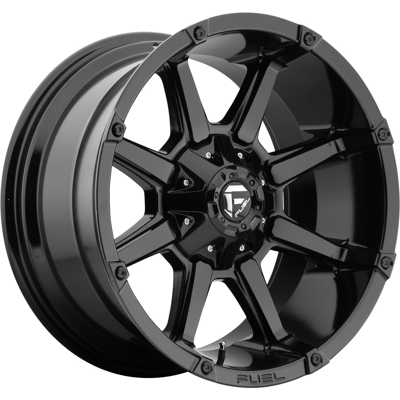 Fuel D575 22x12 -51