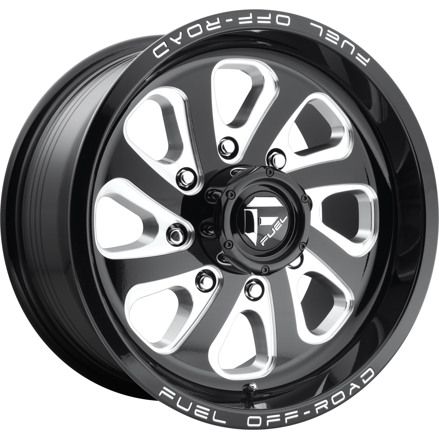 Fuel Flow 18x9 1 Custom Wheels