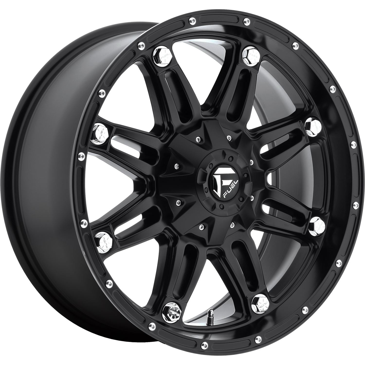 Fuel Wheels 20x9 >> Fuel Hostage 20x9 1 Custom Wheels D53120901750 Custom Offsets