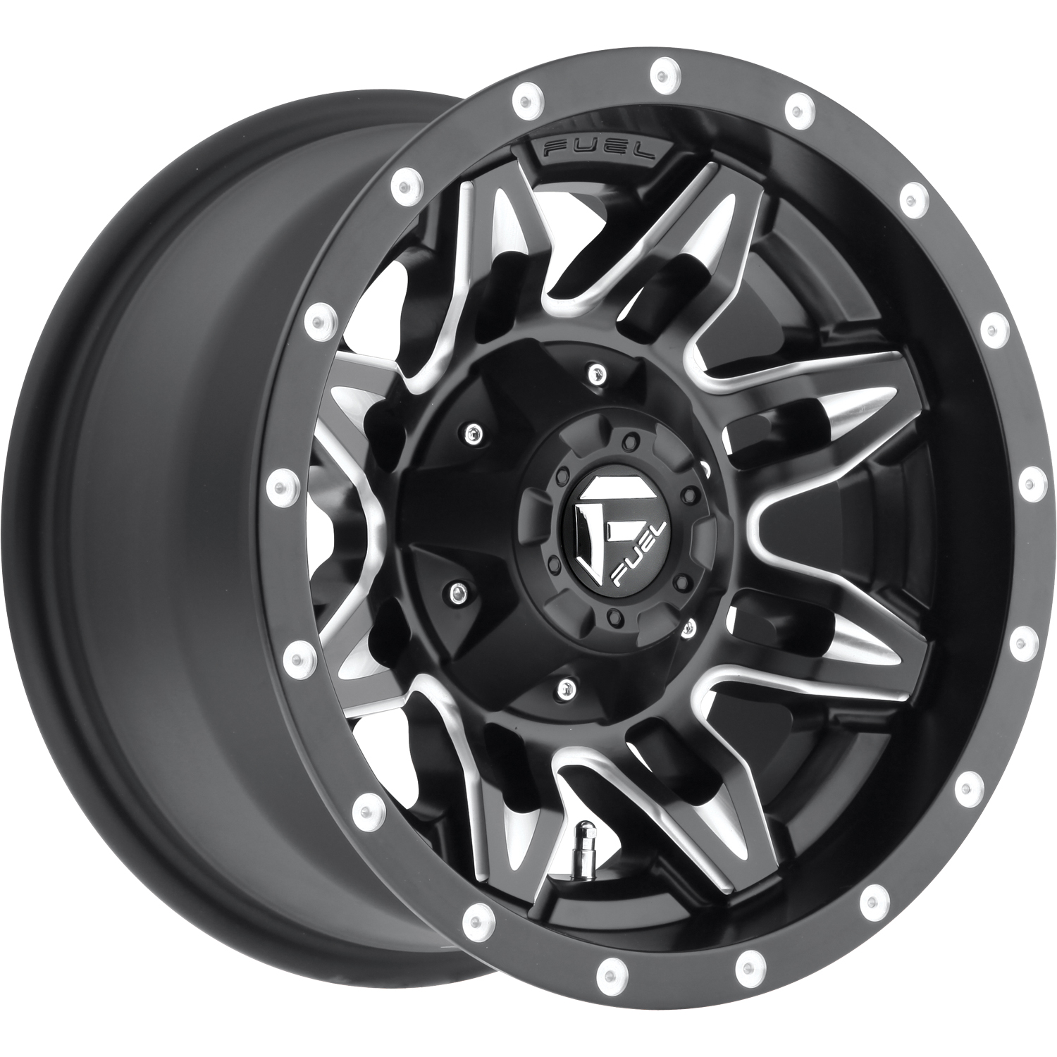 Fuel Lethal 15x8 18