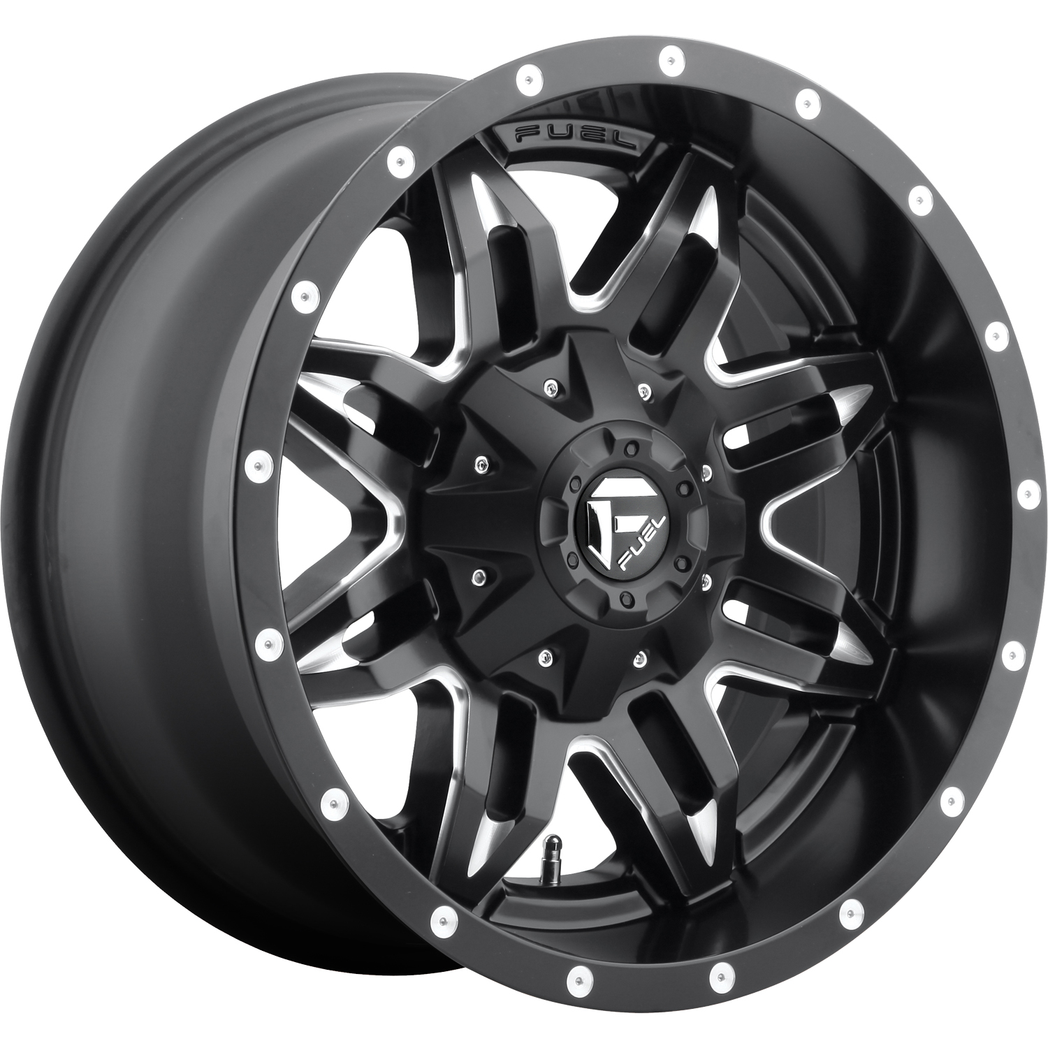 Fuel Lethal 18x9 12