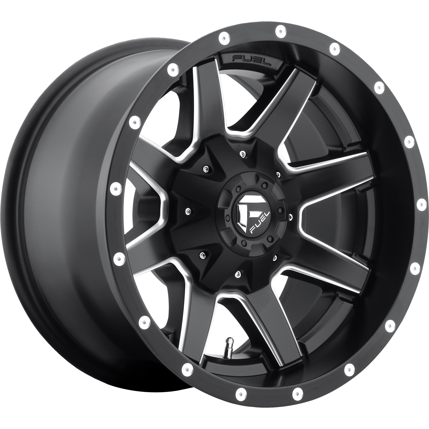 Fuel Maverick 17x10 -24