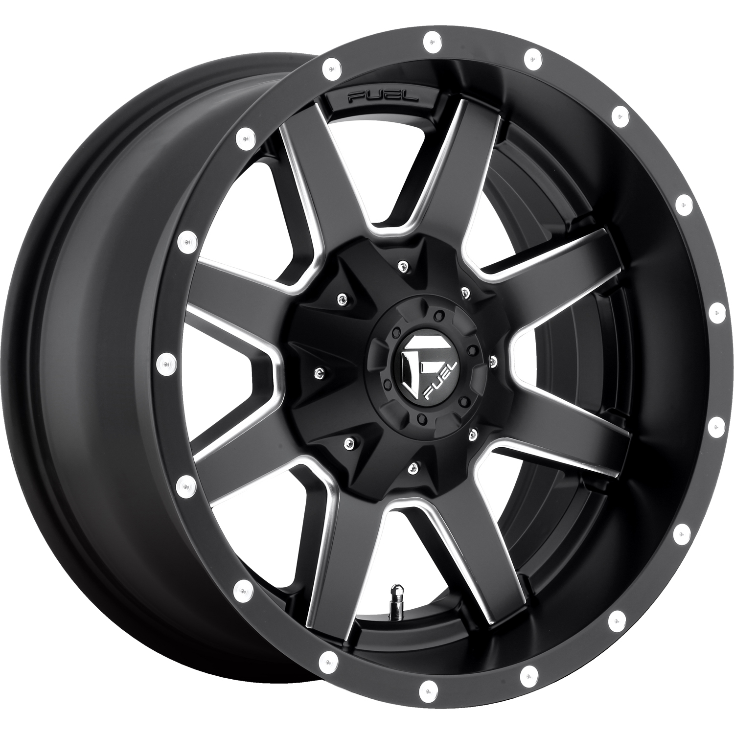 Fuel Maverick 18x9 12