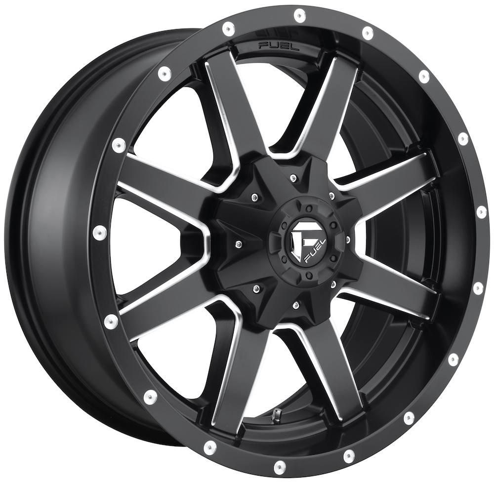 Fuel Maverick 20x9 -6