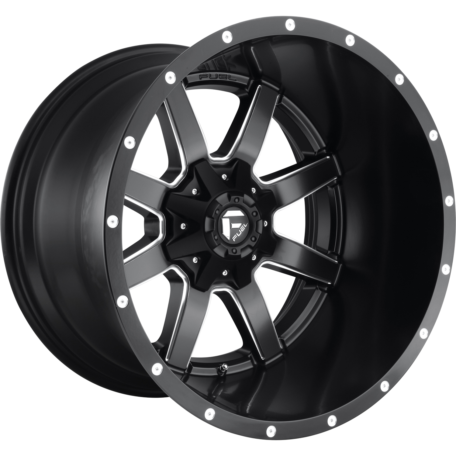 Fuel Maverick 22x14 76