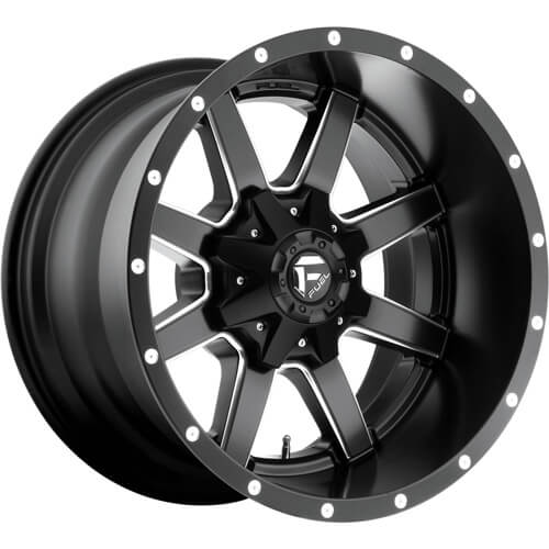 Fuel Maverick 22x12 -44