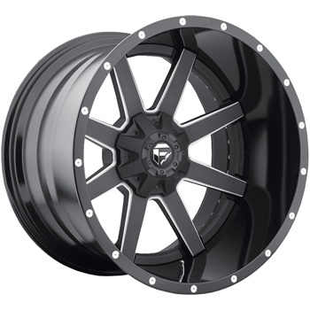 Fuel Maverick 20x10 18