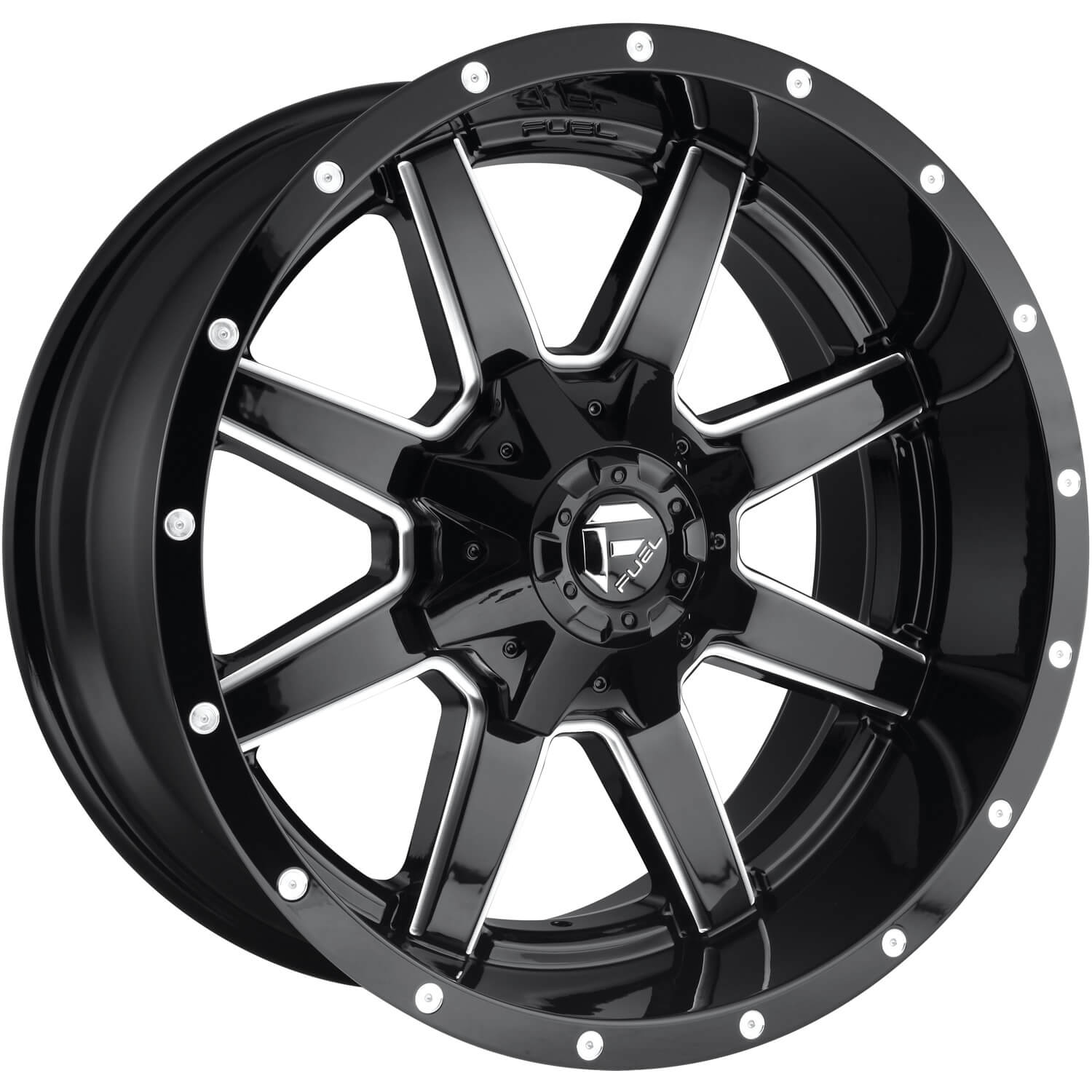Fuel Maverick 22x10  24mm | D61022009845