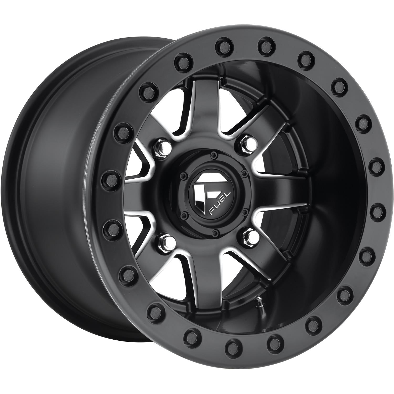 Fuel Maverick 14x7 13 Custom Wheels