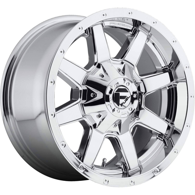 Fuel Maverick 17x9 20 Custom Wheels