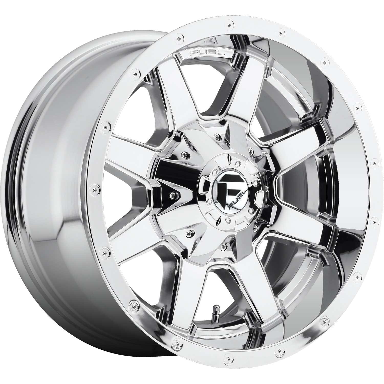 Fuel Maverick 17x10 24