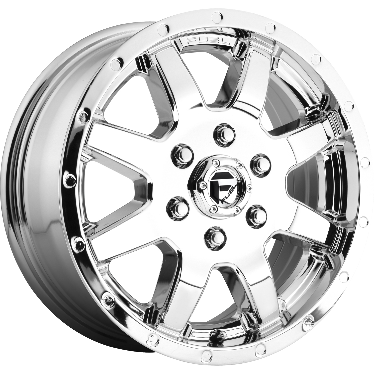 Fuel Maverick 16x65 48 Custom Wheels