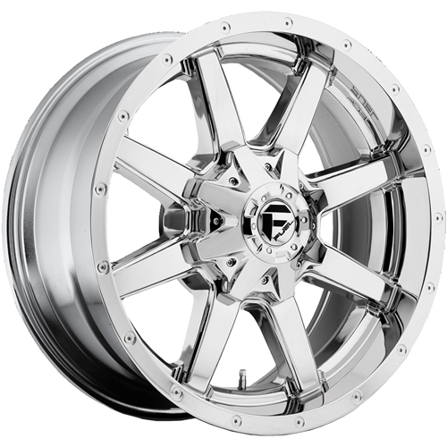 Fuel Maverick 20x10 24