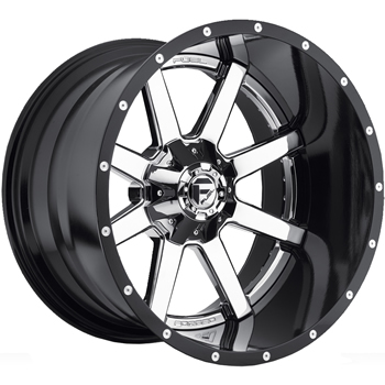 Fuel Maverick 20x10 19