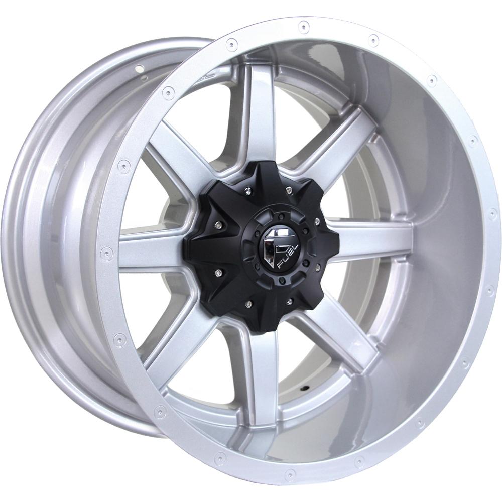 Fuel Maverick 20x12 44 Custom Wheels Custom Offsets