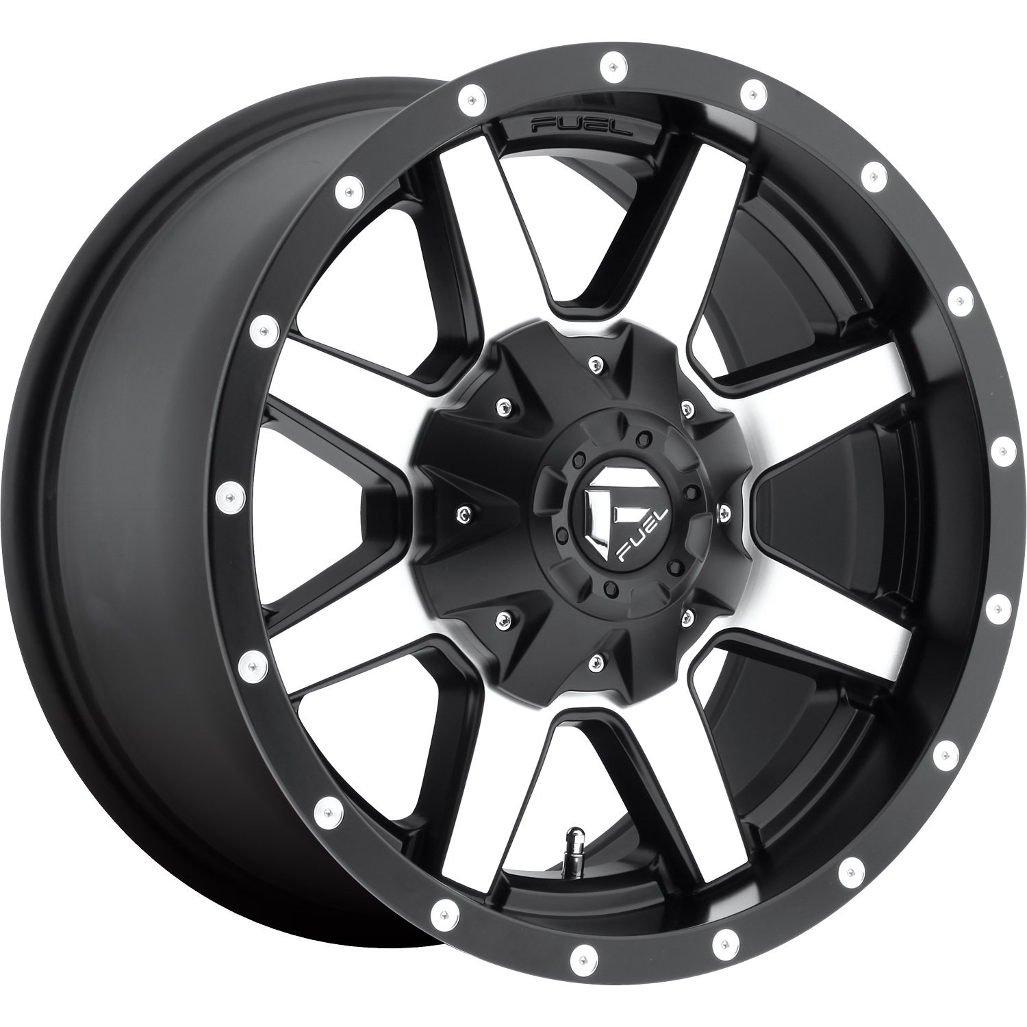 Fuel Maverick 17x9 20 Custom Wheels