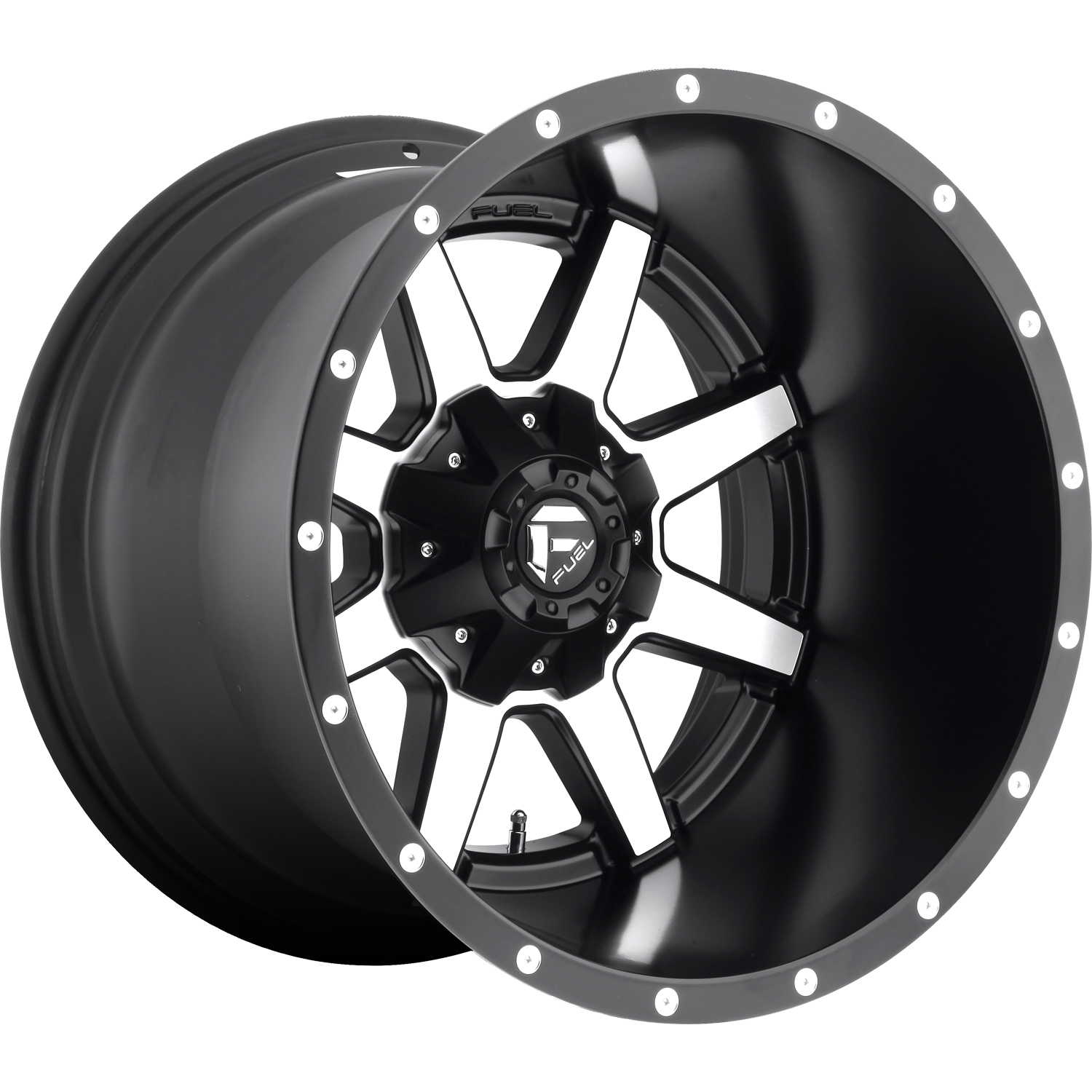 Fuel Maverick 20x14 -76